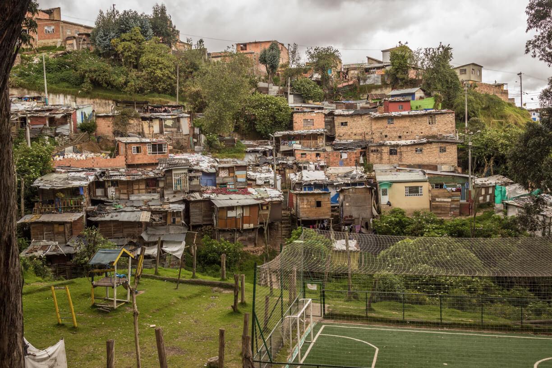 BREAKING BORDERS: Rompiendo fronteras en Bogotá