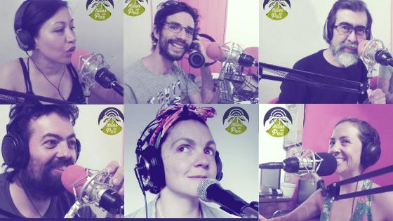 Estos son los colombianos que defienden a los migrantes a punta de podcasts