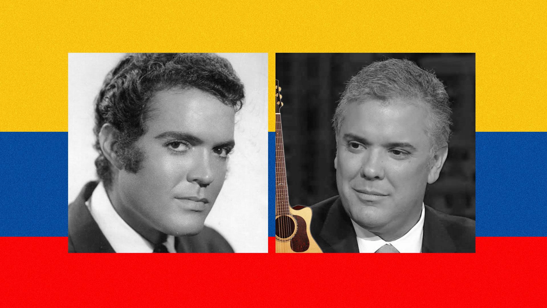 ¿Quién era Pedrito Rico, el cantante español igualito a Iván Duque?