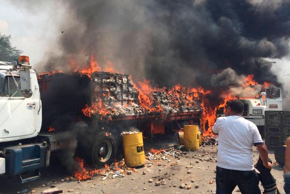 ¿Qué pasa si el gobierno miente sobre el camión de Venezuela?
