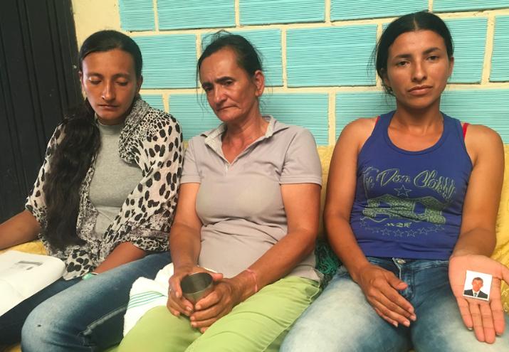 El miedo a los 'falsos positivos' vuelve al sur de Bolívar
