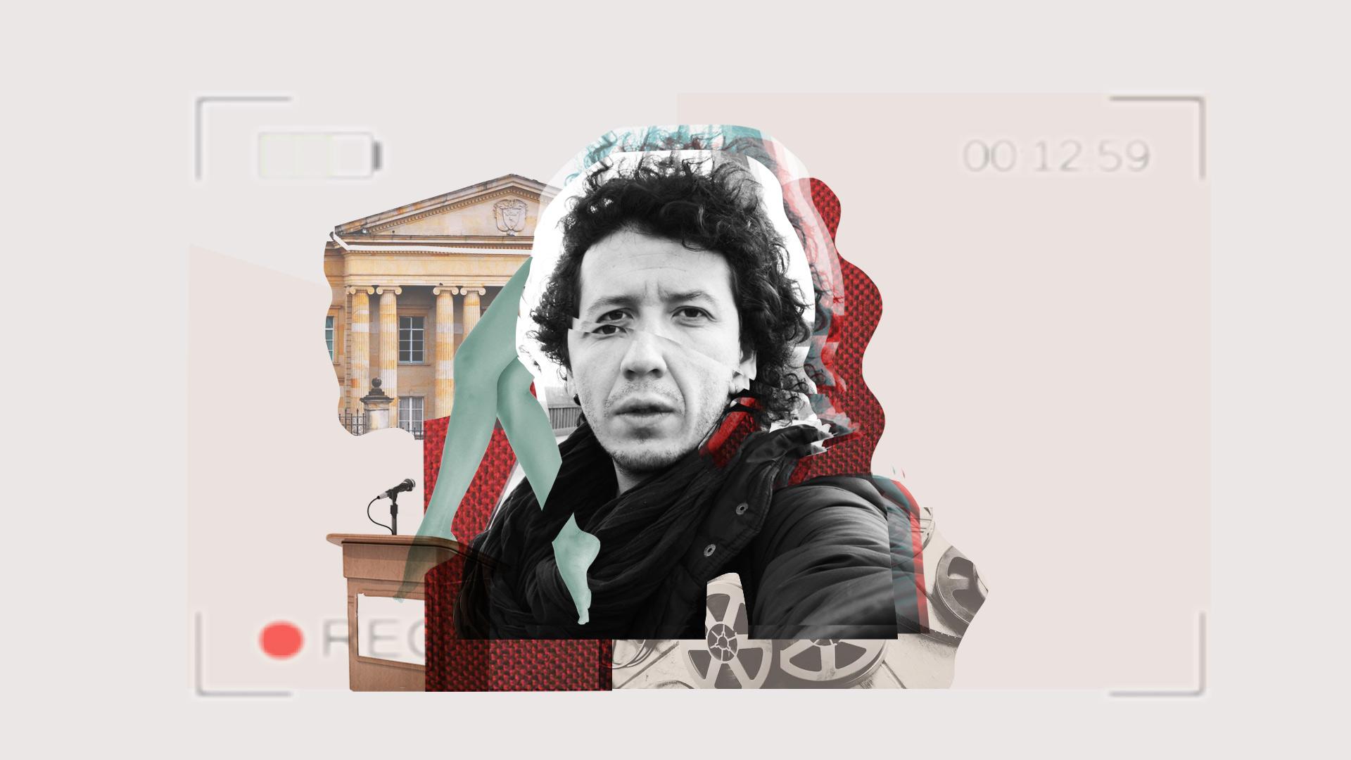 'El discurso de Marta Lucía Ramírez fue mucho más impertinente que el mío': Rubén Mendoza