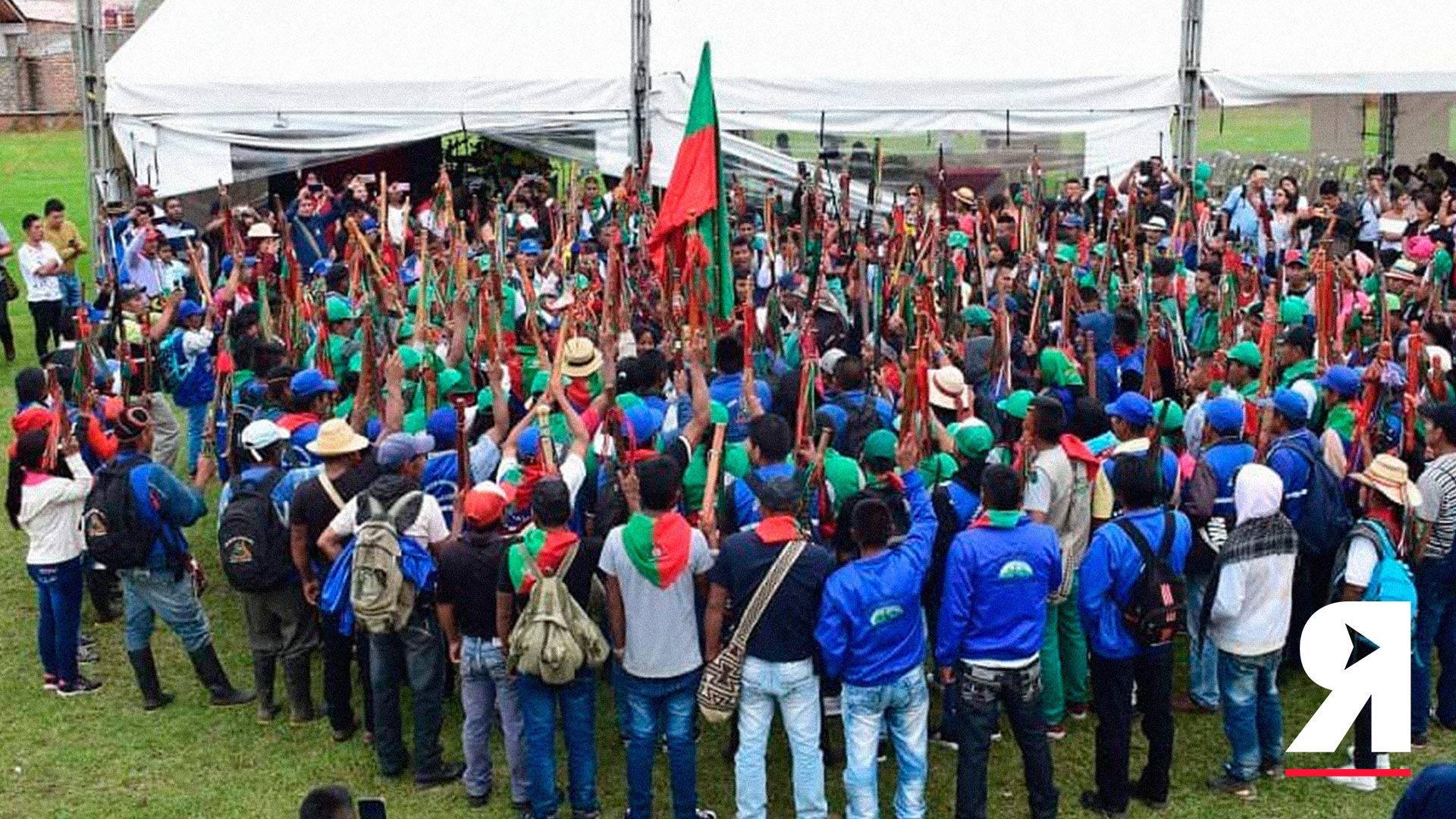 'No somos terroristas, ministro': la respuesta de los indígenas a Guillermo Botero