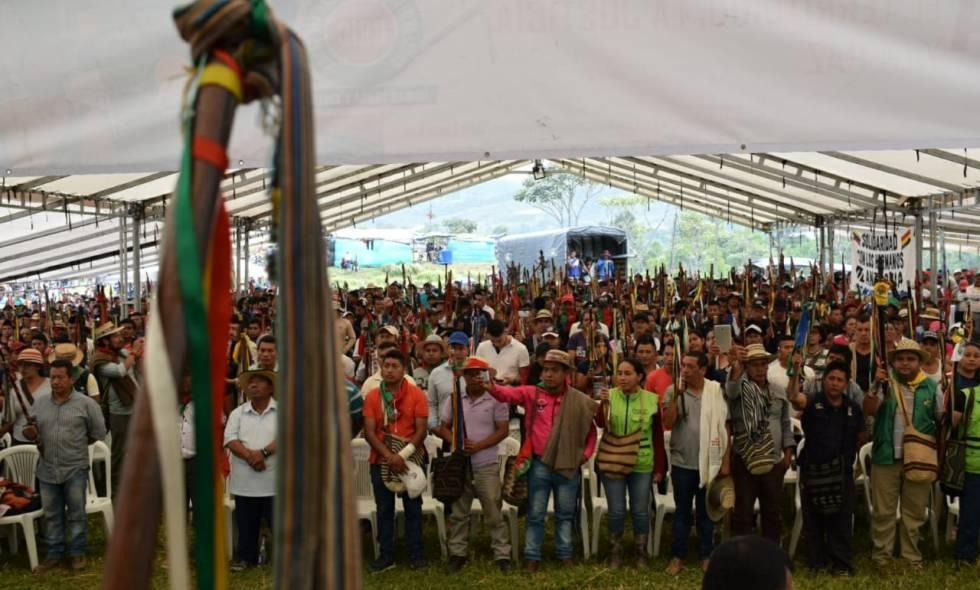 ¿Ayuda humanitaria para Venezuela y ESMAD para el Cauca?