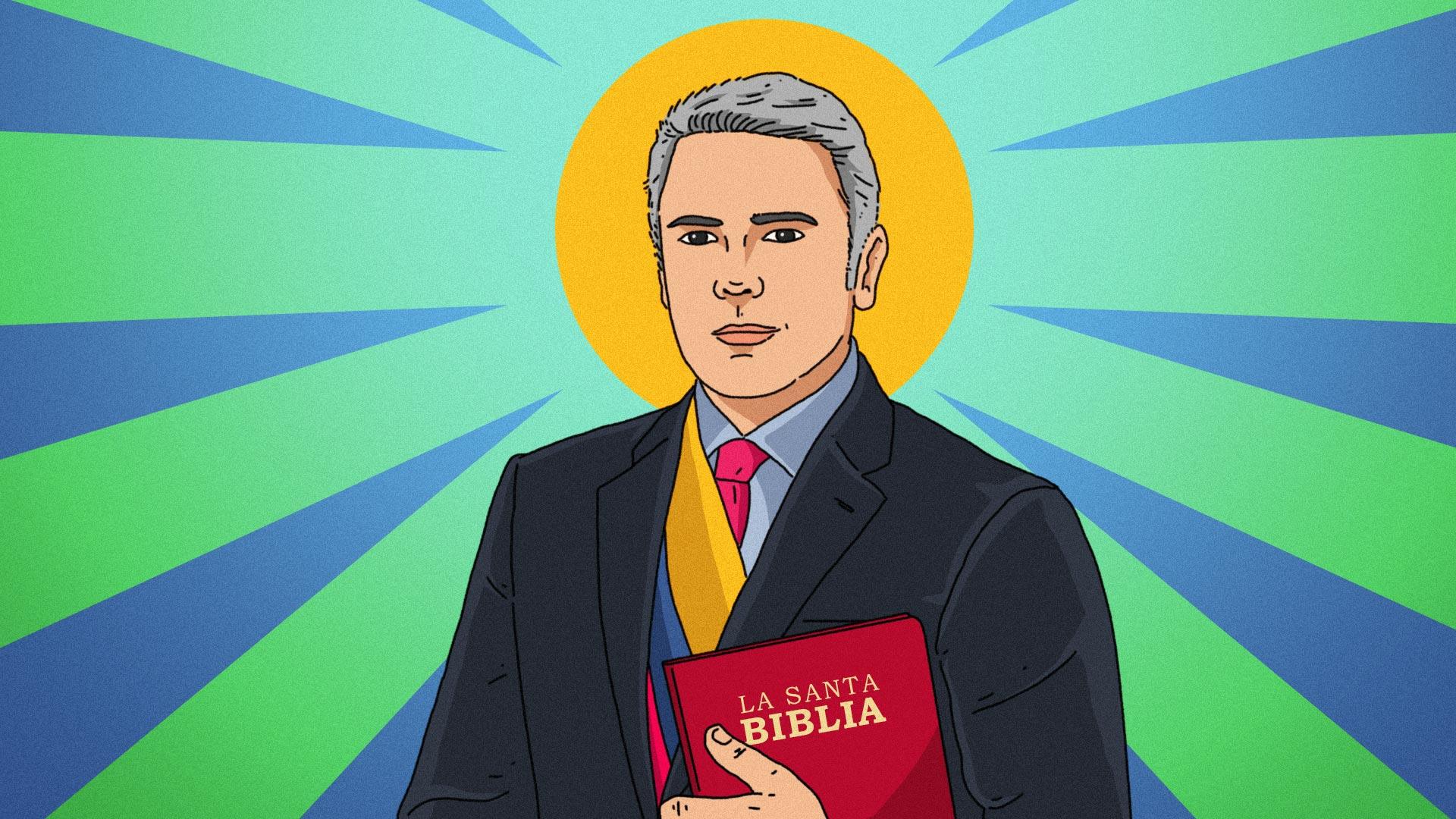 La Biblia: ¿La guía para el Plan Nacional de Desarrollo de Duque?