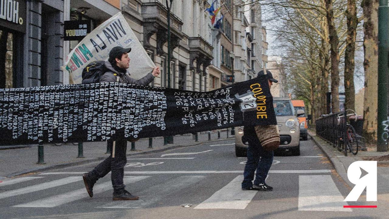El día en el que el grito por la paz y los líderes se oirá desde La Haya, Bruselas y Bogotá