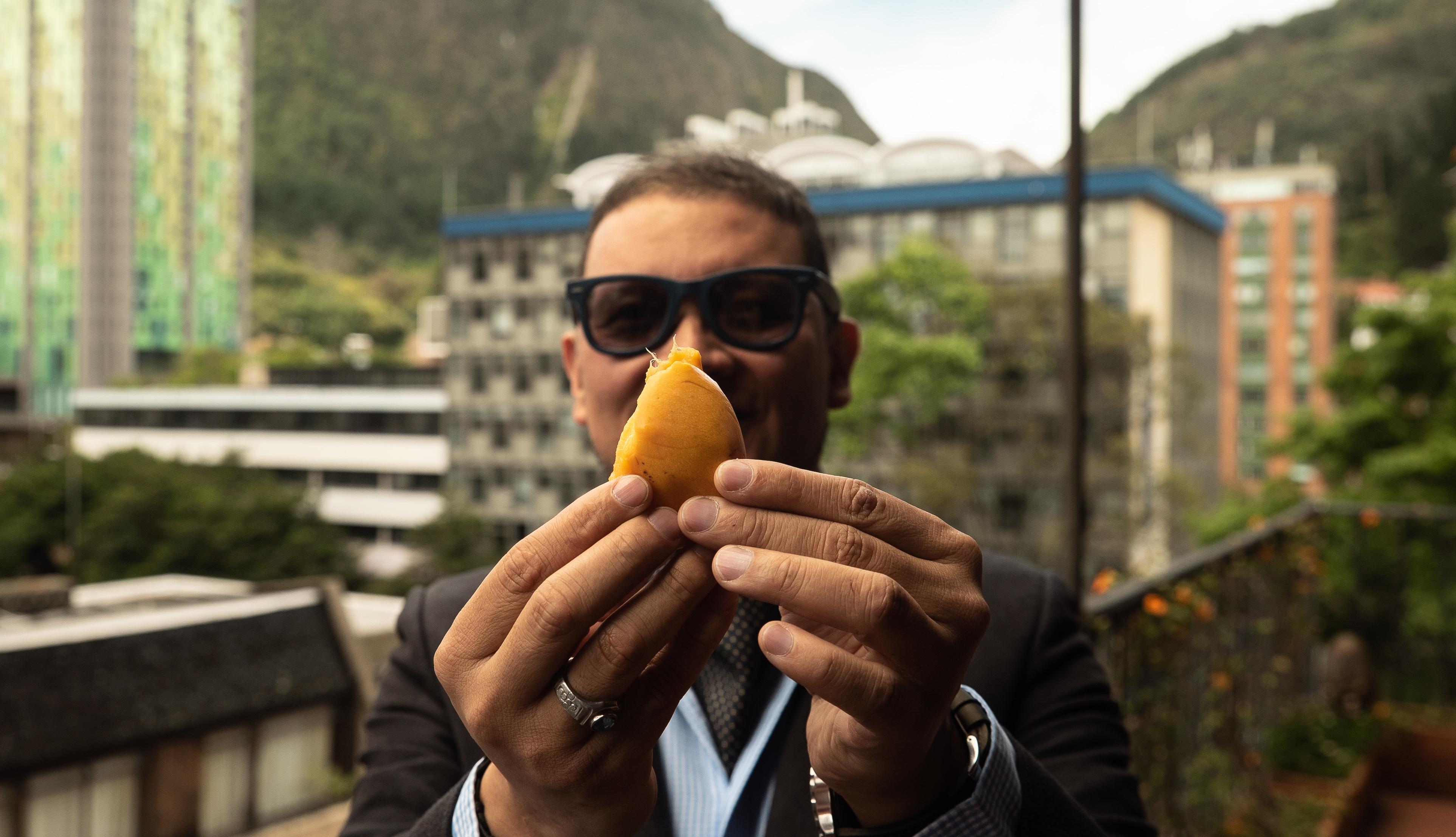 """""""La sociedad colombiana ha potenciado su derechosidad"""": Fabián Sanabria"""