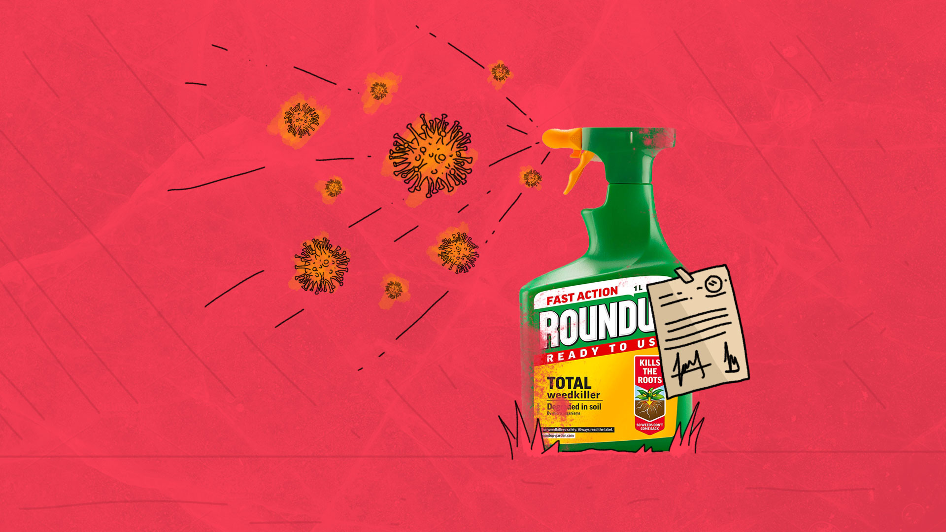 Multa a Monsanto por uso de glifosato: un golpe a la política de drogas de Iván Duque