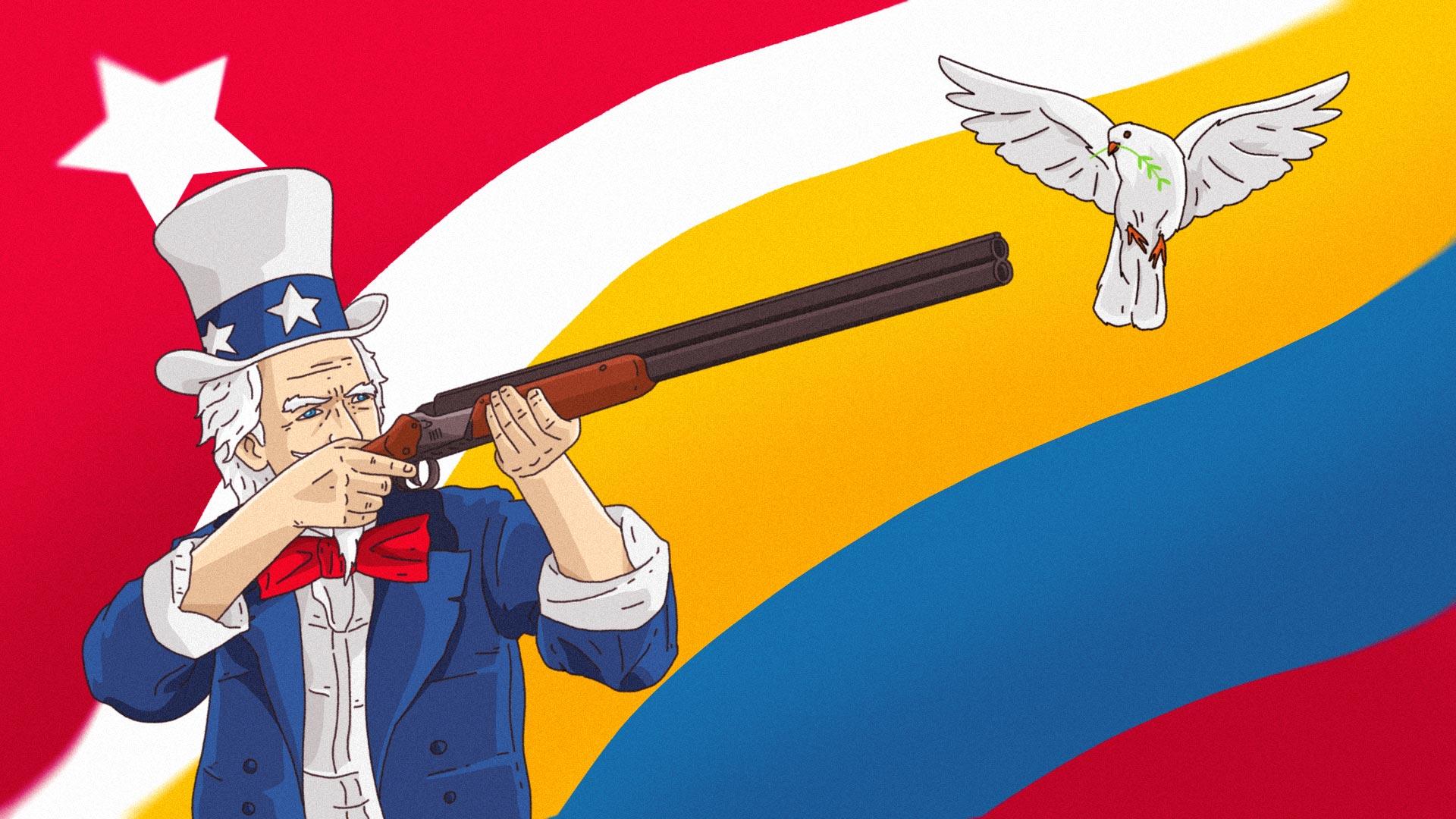 Sin extradición, a Estados Unidos no le gusta la paz de Colombia