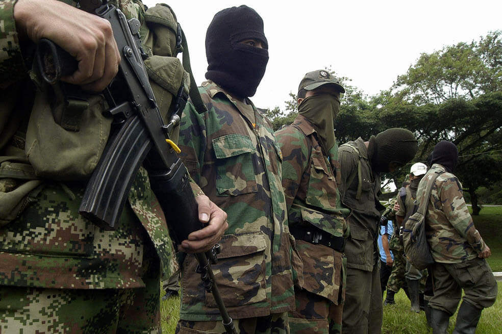 El paramilitarismo está asfixiando al Bajo Cauca