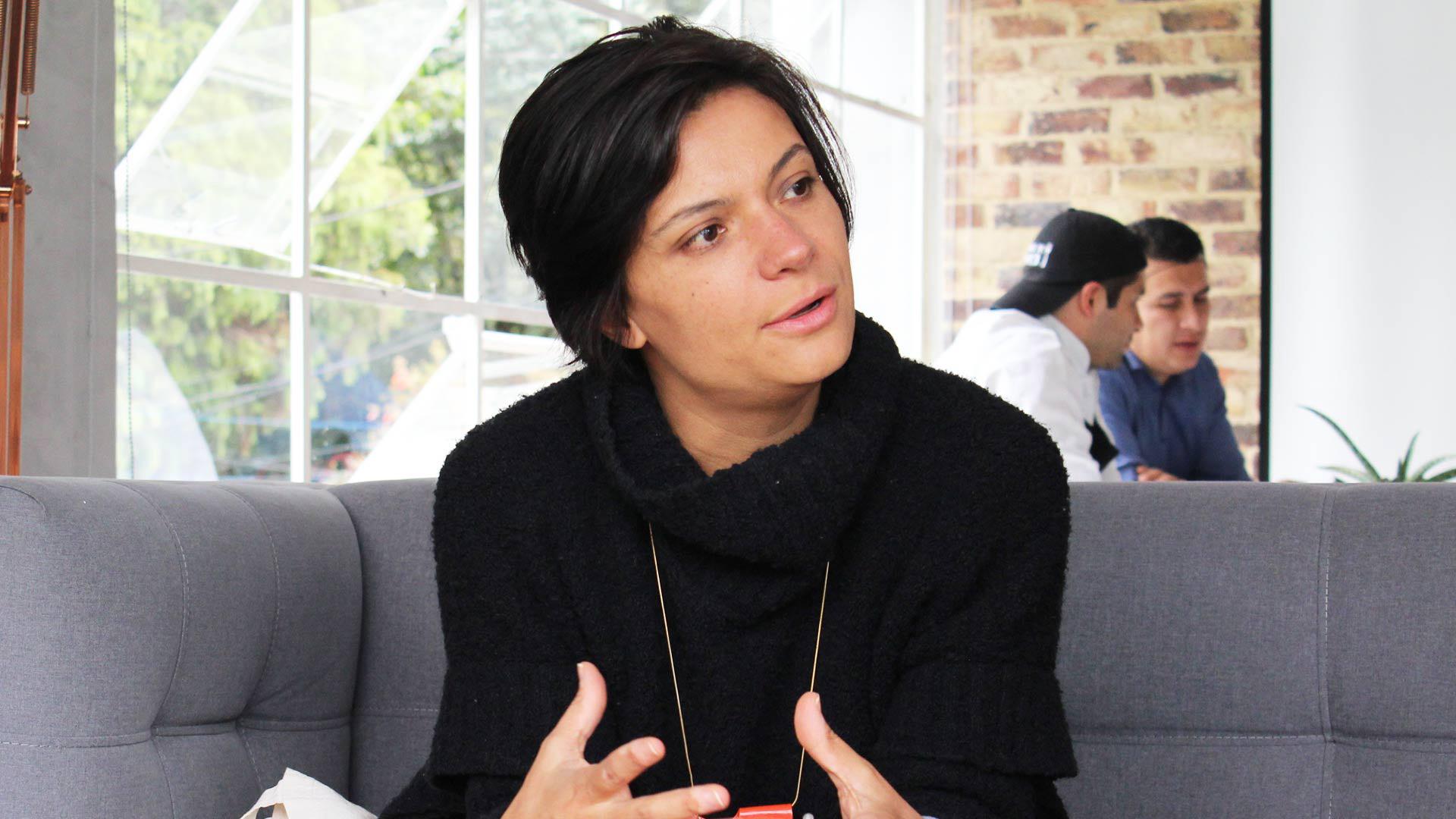 'En Colombia somos muy veloces para aniquilar al otro': Melba Escobar