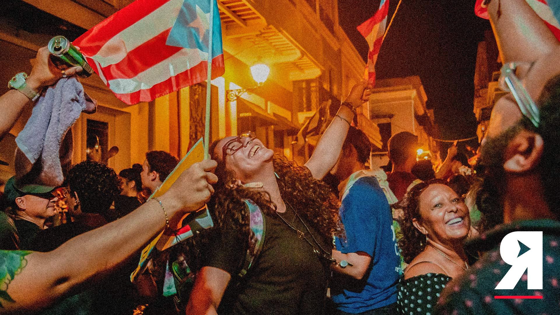 La movilización en Puerto Rico tuvo más que ver con las mujeres que con el reggaetón