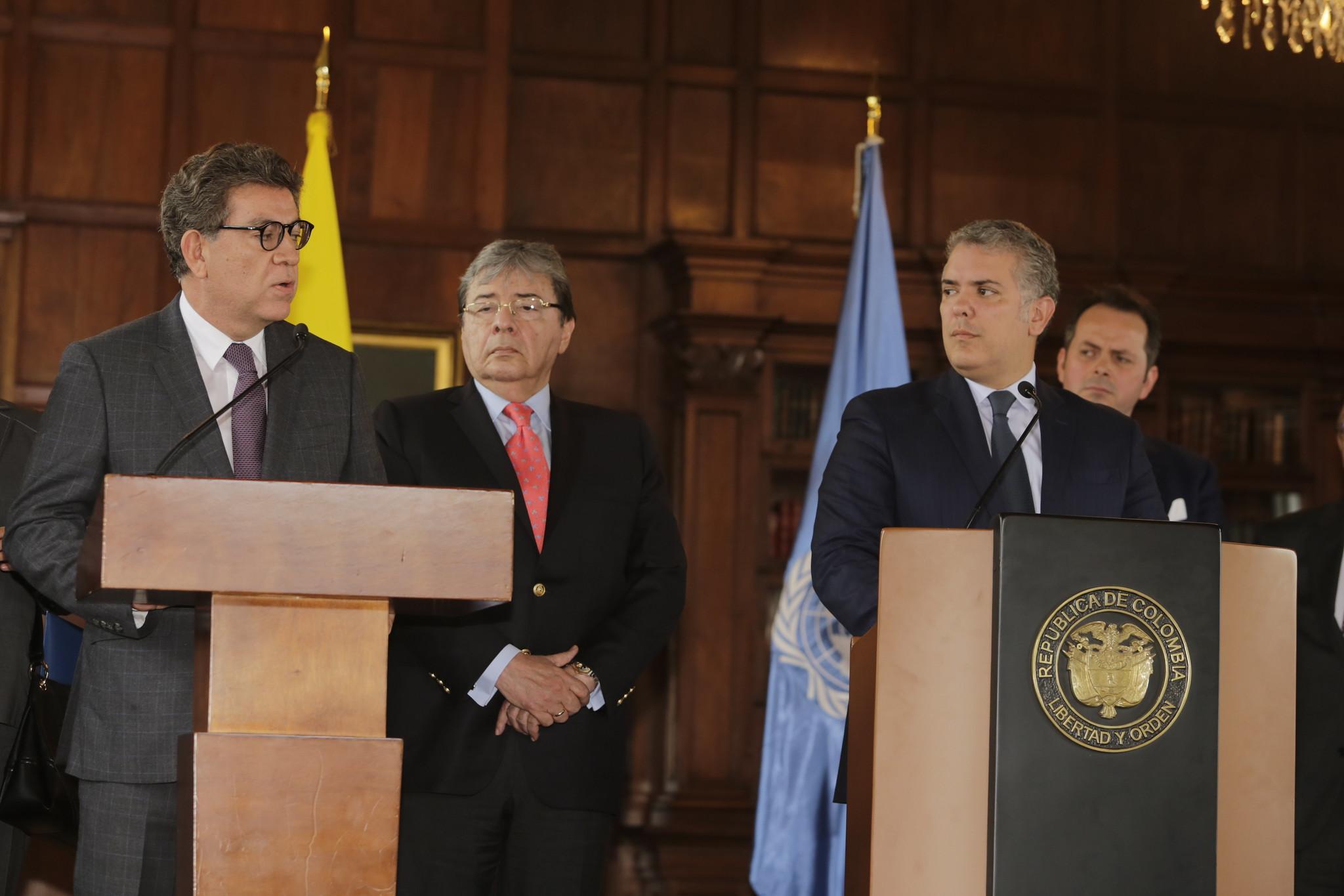 5 claves para entender la visita del Consejo de Seguridad de la ONU