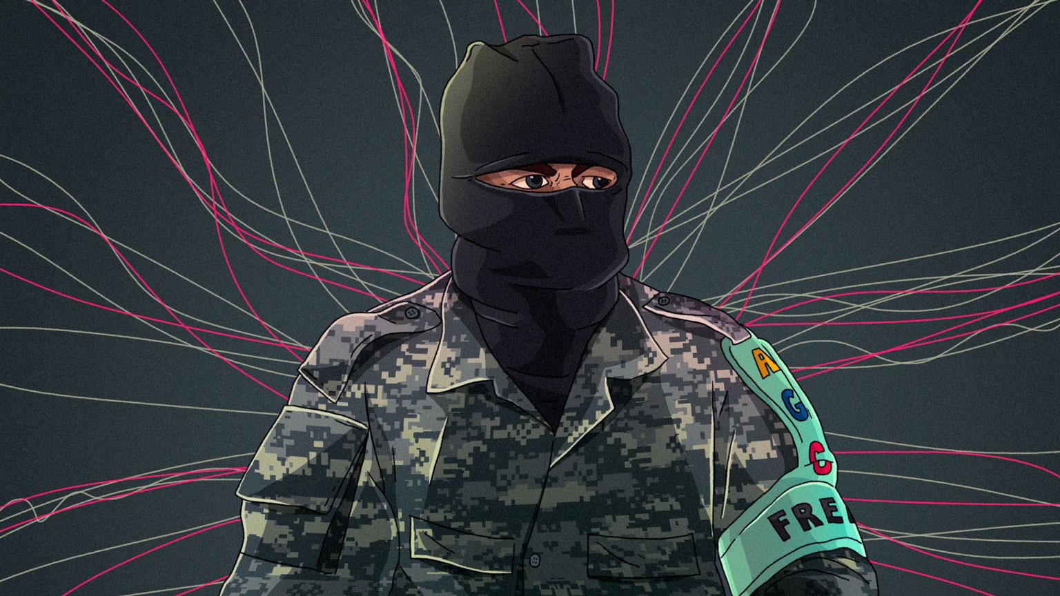 Entrevista con las Autodefensas Gaitanistas de Colombia