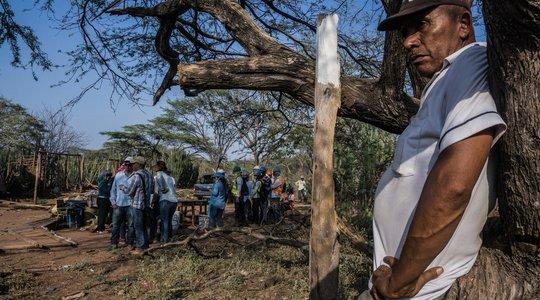 Colombia, el segundo país donde más líderes ambientales son asesinados en el mundo