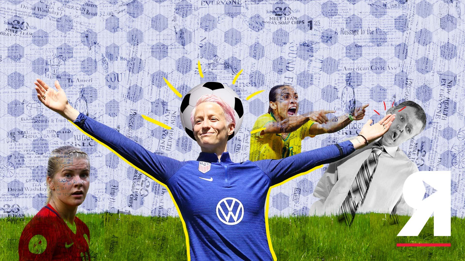El fútbol femenino comienza su remontada en el partido contra la historia