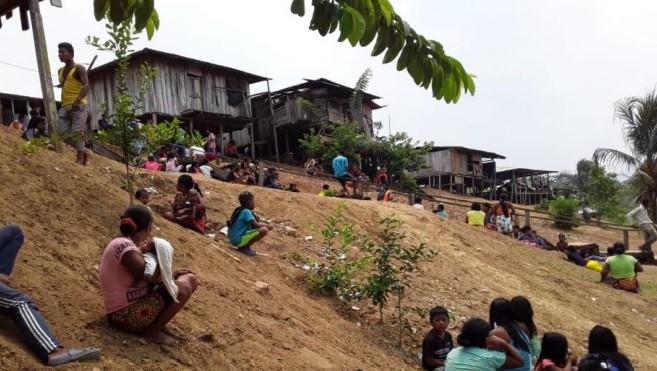 La crisis humanitaria en el Río San Juan se está volviendo paisaje