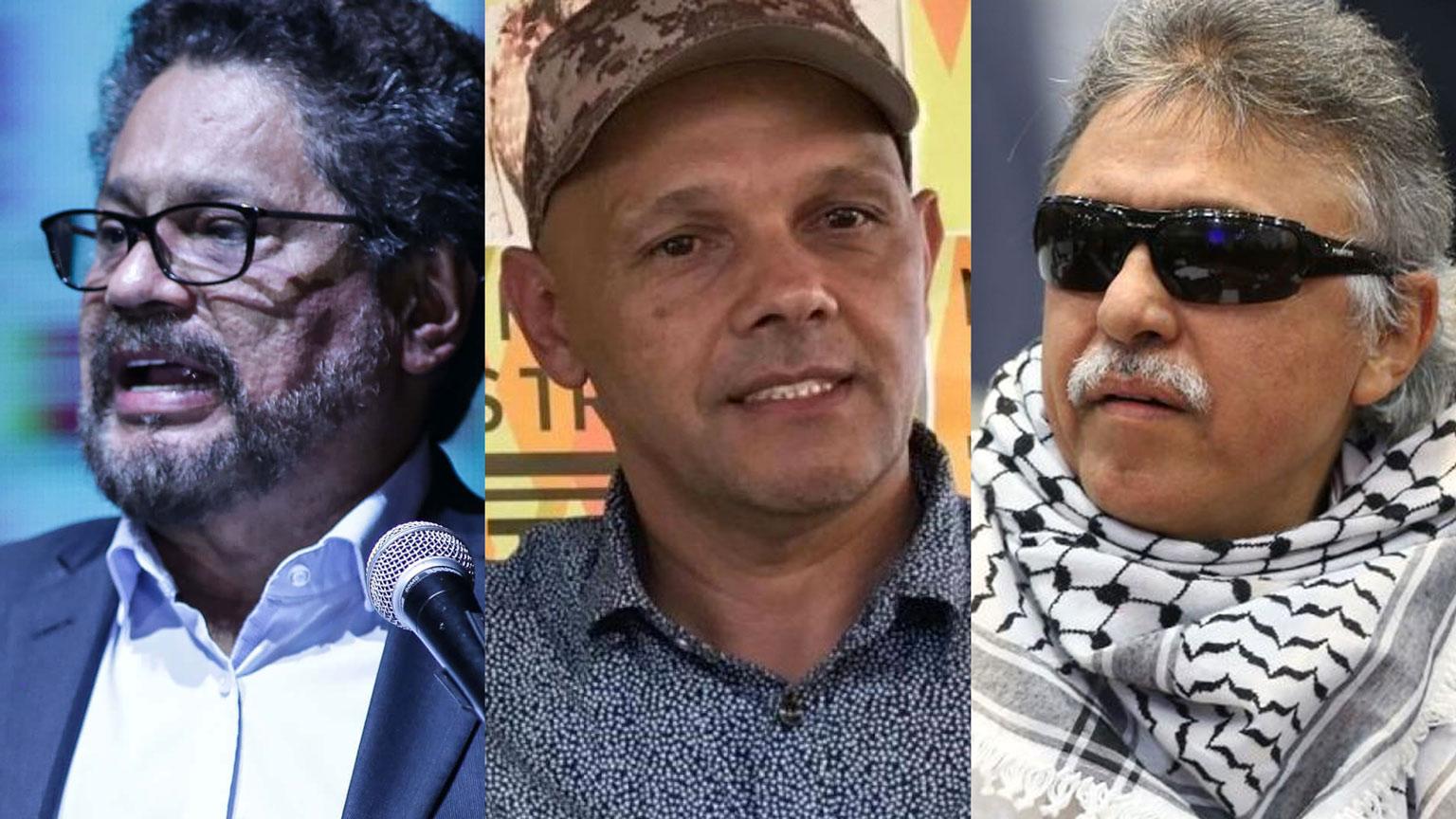 ¿Fugados de la paz?: Días clave para Santrich, Iván Márquez y El Paisa