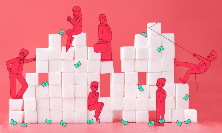 Donaciones dulces aceitan la política en Colombia