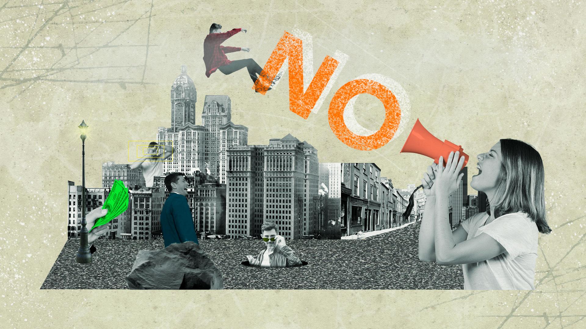 """El derecho a decir """"no"""" a los machistas"""