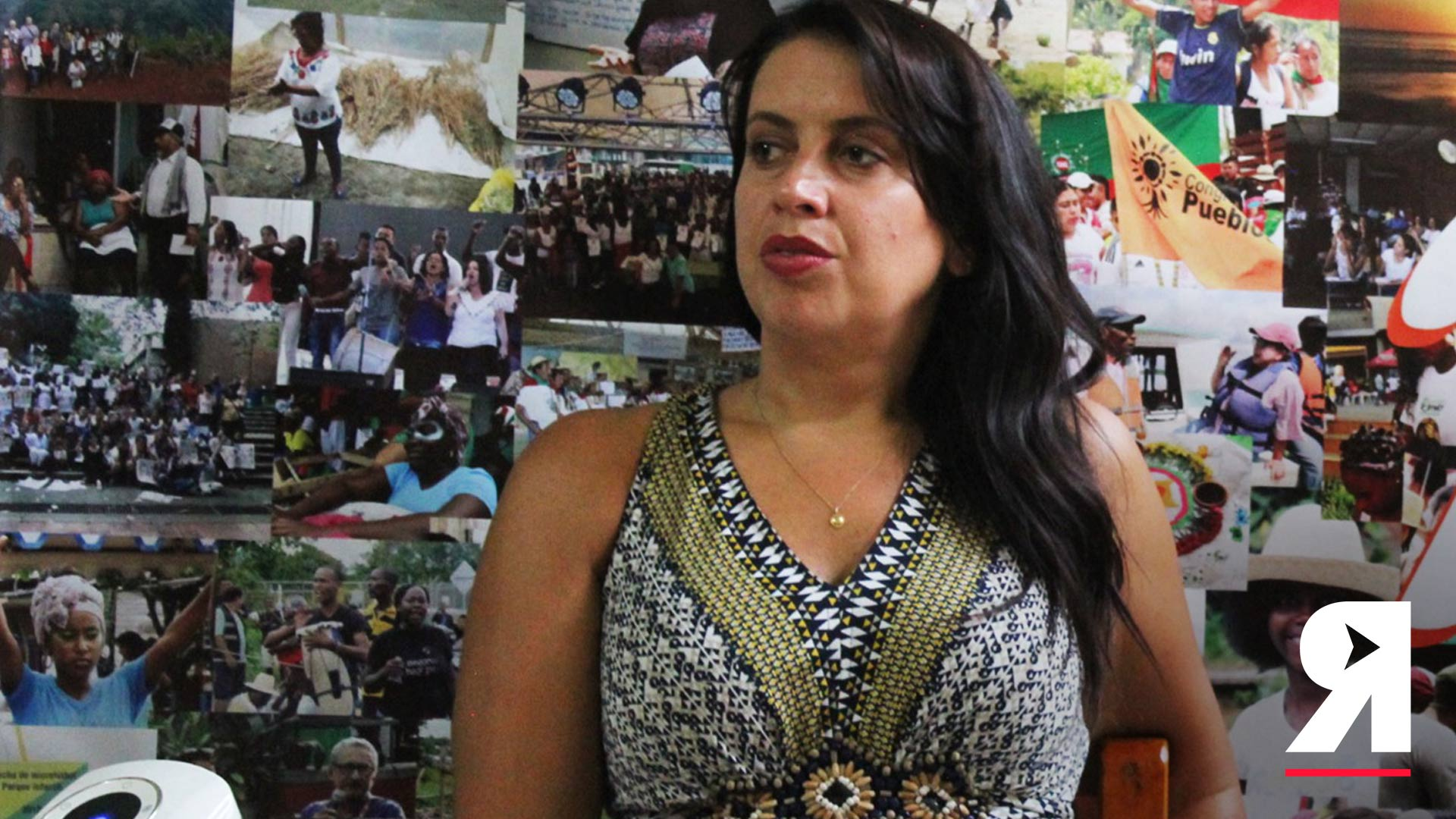 'Las comunidades afro no sienten que haya posconflicto': Natasha Lycia Ora Bannan