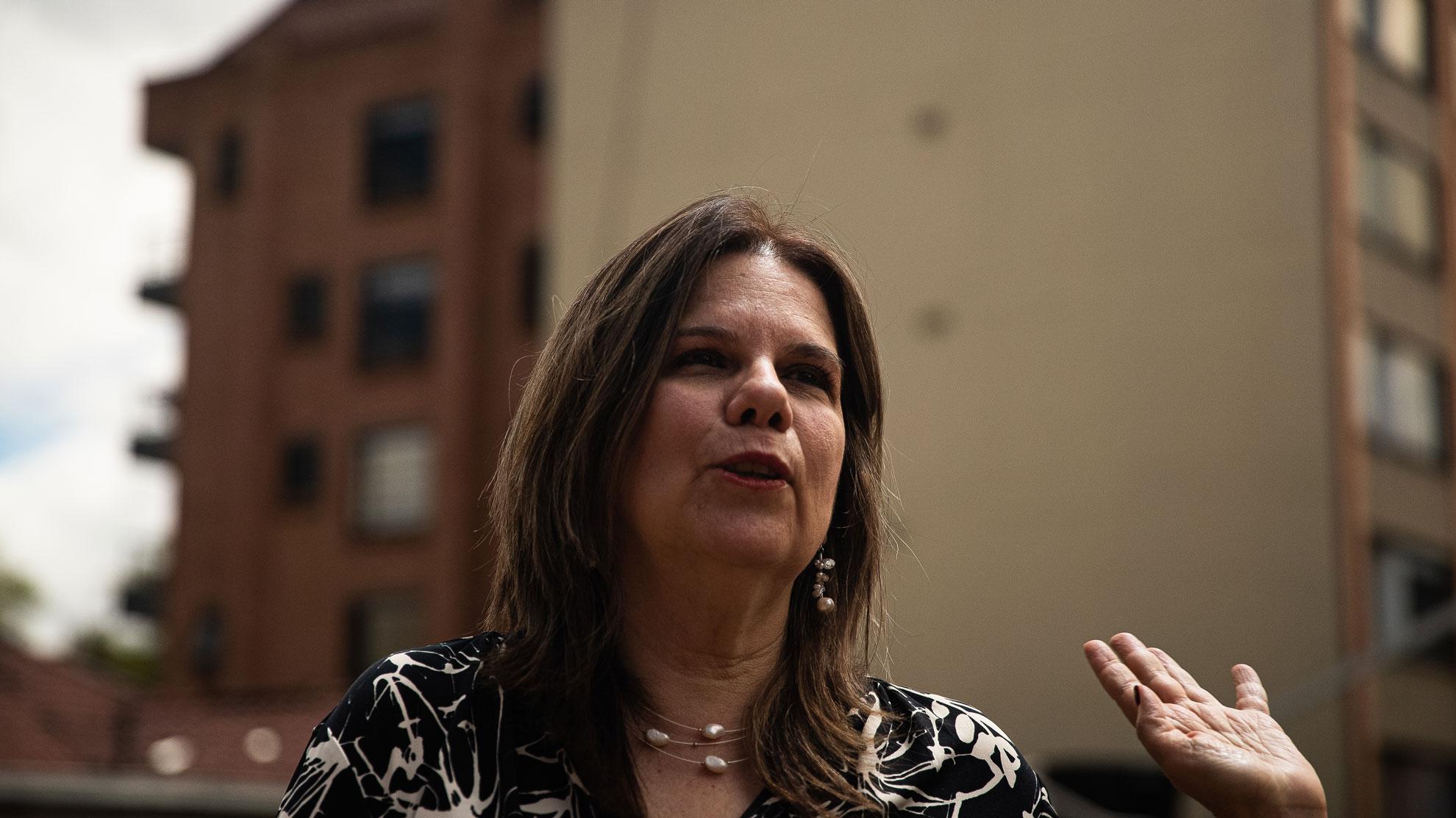 'Veo a Petro muy desdibujado y me duele': María Mercedes Maldonado