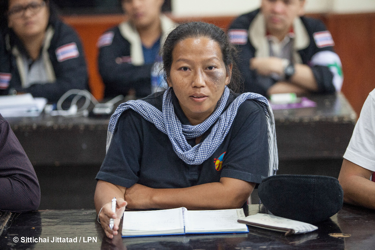 Patima Tungpuchayakul: la líder social que rescata a pescadores esclavizados en Tailandia
