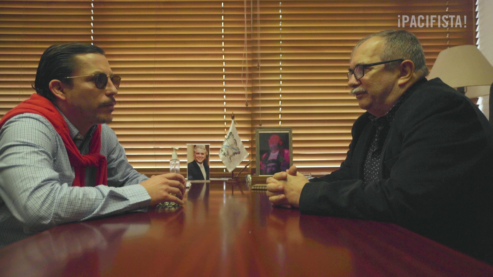 Juanpis González entrevista a Timochenko