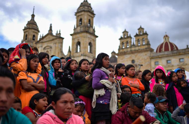 Los saberes indígenas están en riesgo por el cambio climático