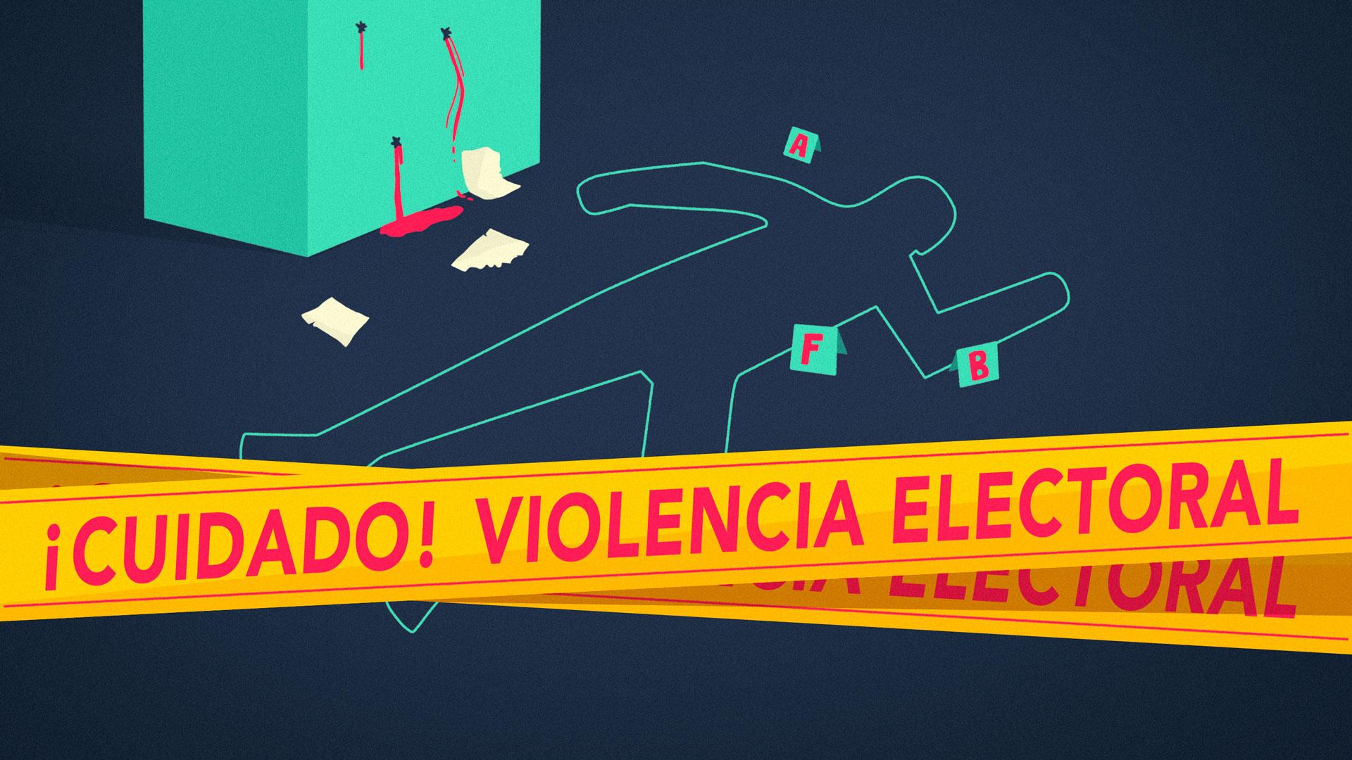 Guía para entender por qué se desbordó la violencia en estas elecciones regionales