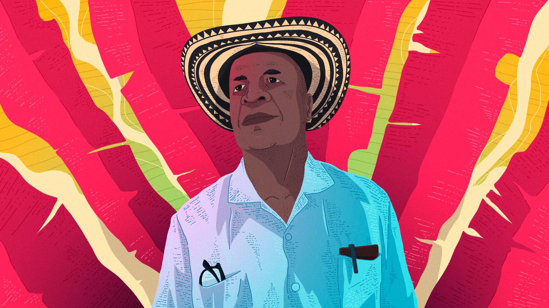 """""""Soy un optimista por naturaleza. Mi ideología es la esperanza"""": Ricardo Esquivia"""