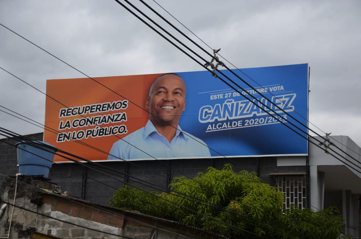Plagio en el programa de gobierno de un candidato de Antioquia