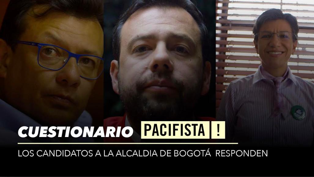 Más allá del metro: Los candidatos a la alcaldía de Bogotá (menos Miguel Uribe) responden