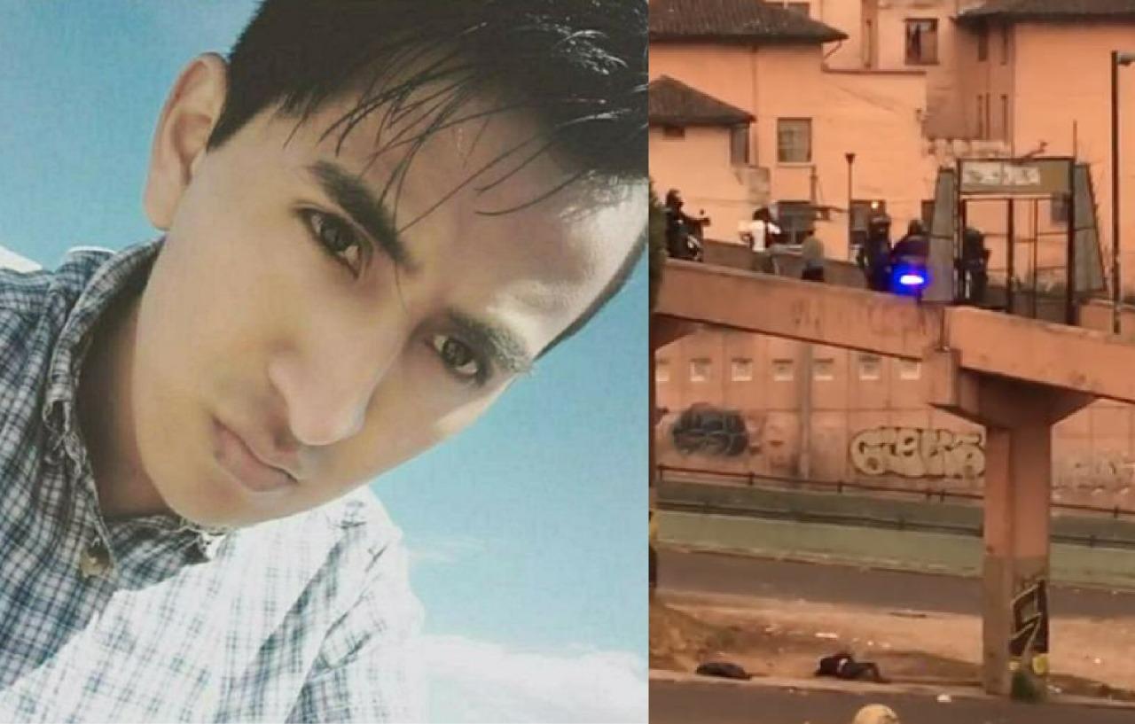 Marco Oto: víctima mortal de las protestas en Ecuador