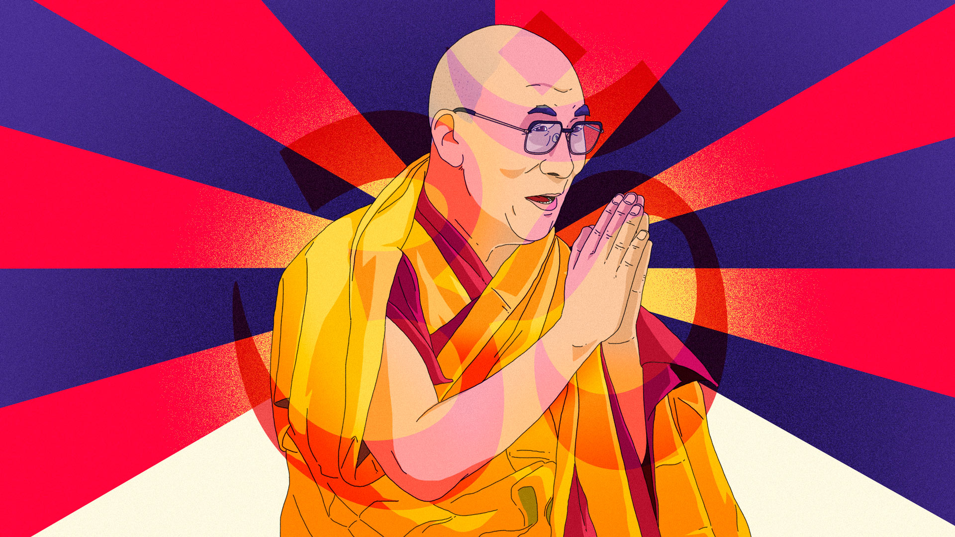 Ellos son los líderes colombianos que hablarán con el Dalai Lama