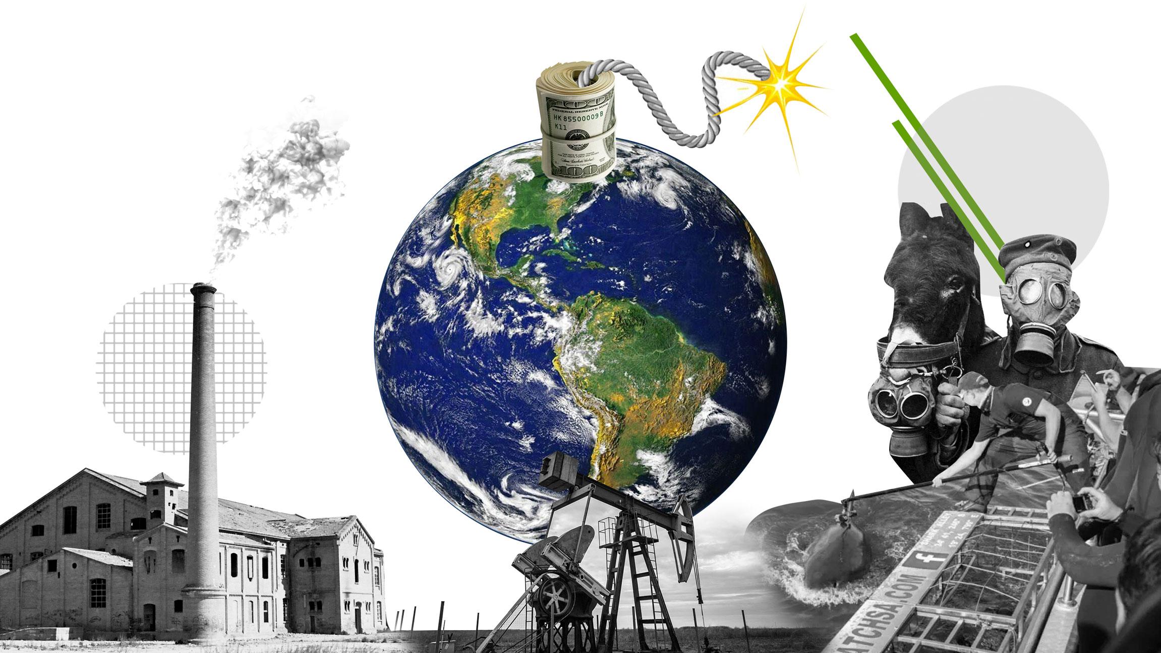 Por un planeta sano: ya paremos de crecer