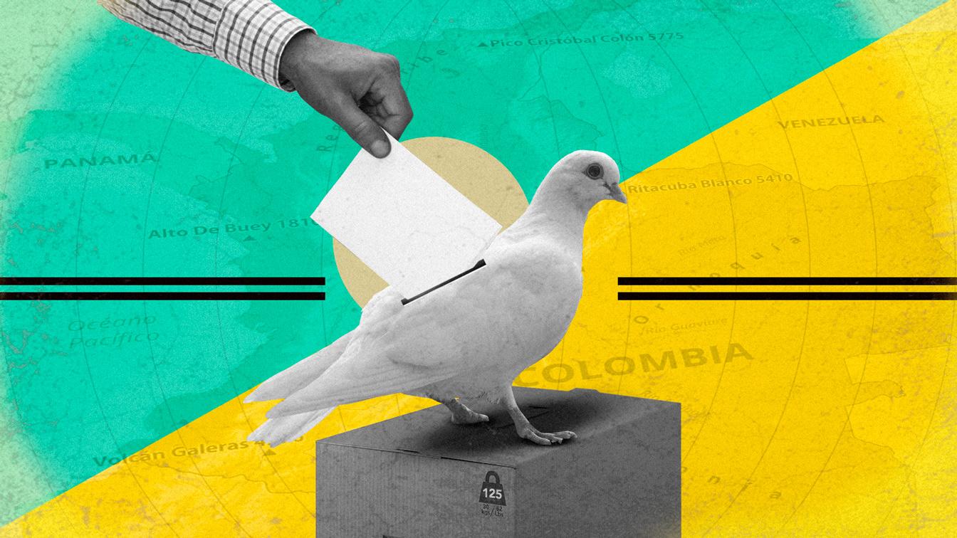El Acuerdo de Paz en las elecciones: optimismo en las ciudades y dudas en las regiones