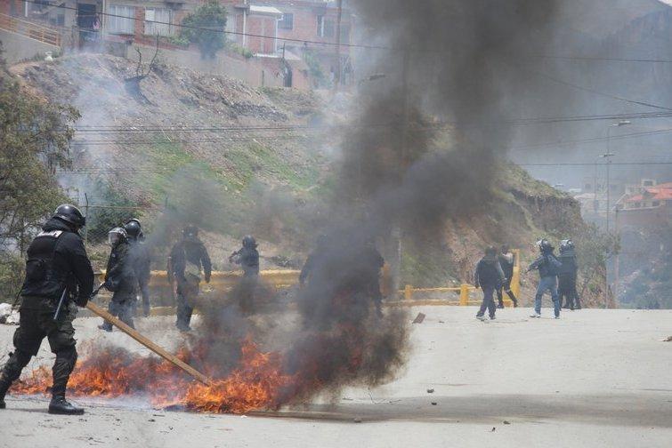 Bolivia está al borde de un abismo