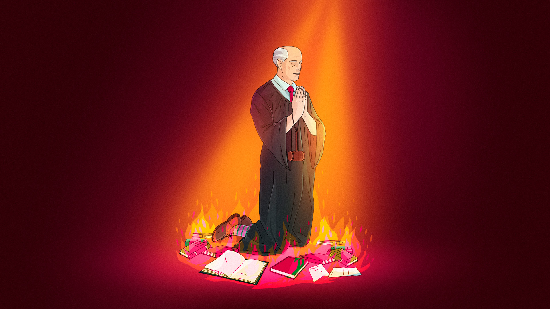 Los jueces a favor de la iglesia y contra las víctimas de pederastia