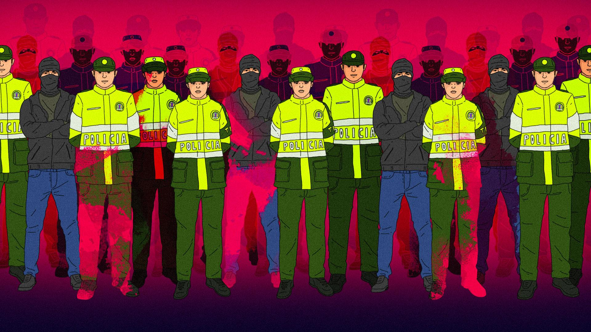 Violencia en el 21N: abuso policial, vandalismo y saqueos