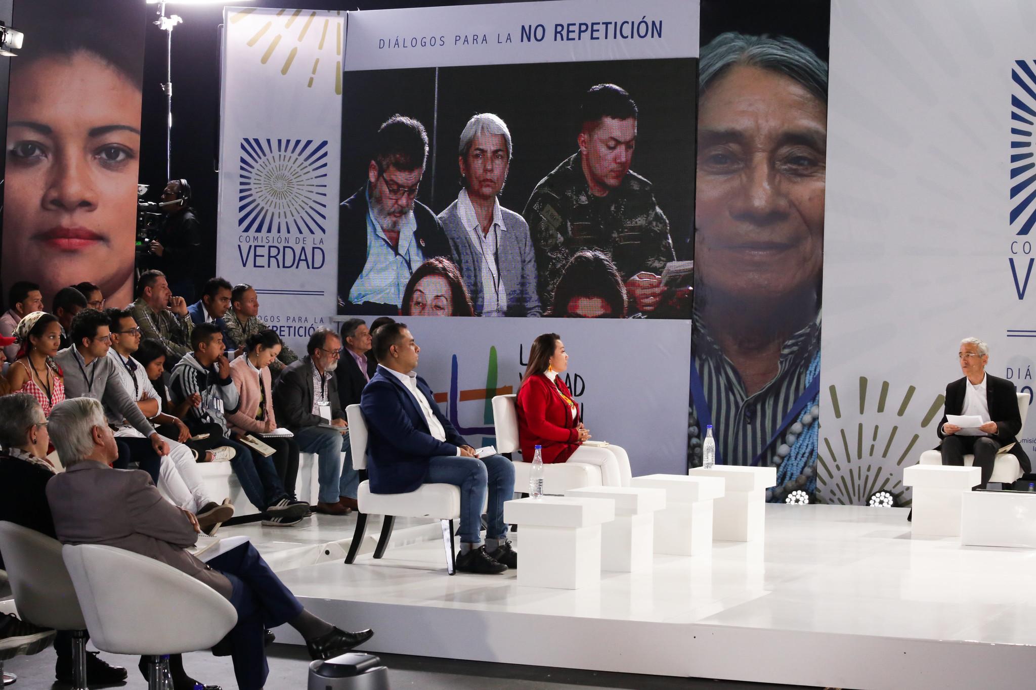 Diálogos de la Comisión de la Verdad: la oportunidad que Duque dejó pasar