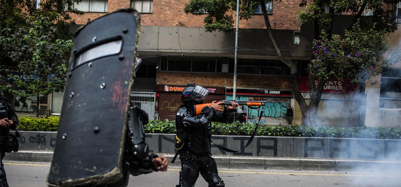 En 2019, Colombia volvió a perder el año en derechos humanos