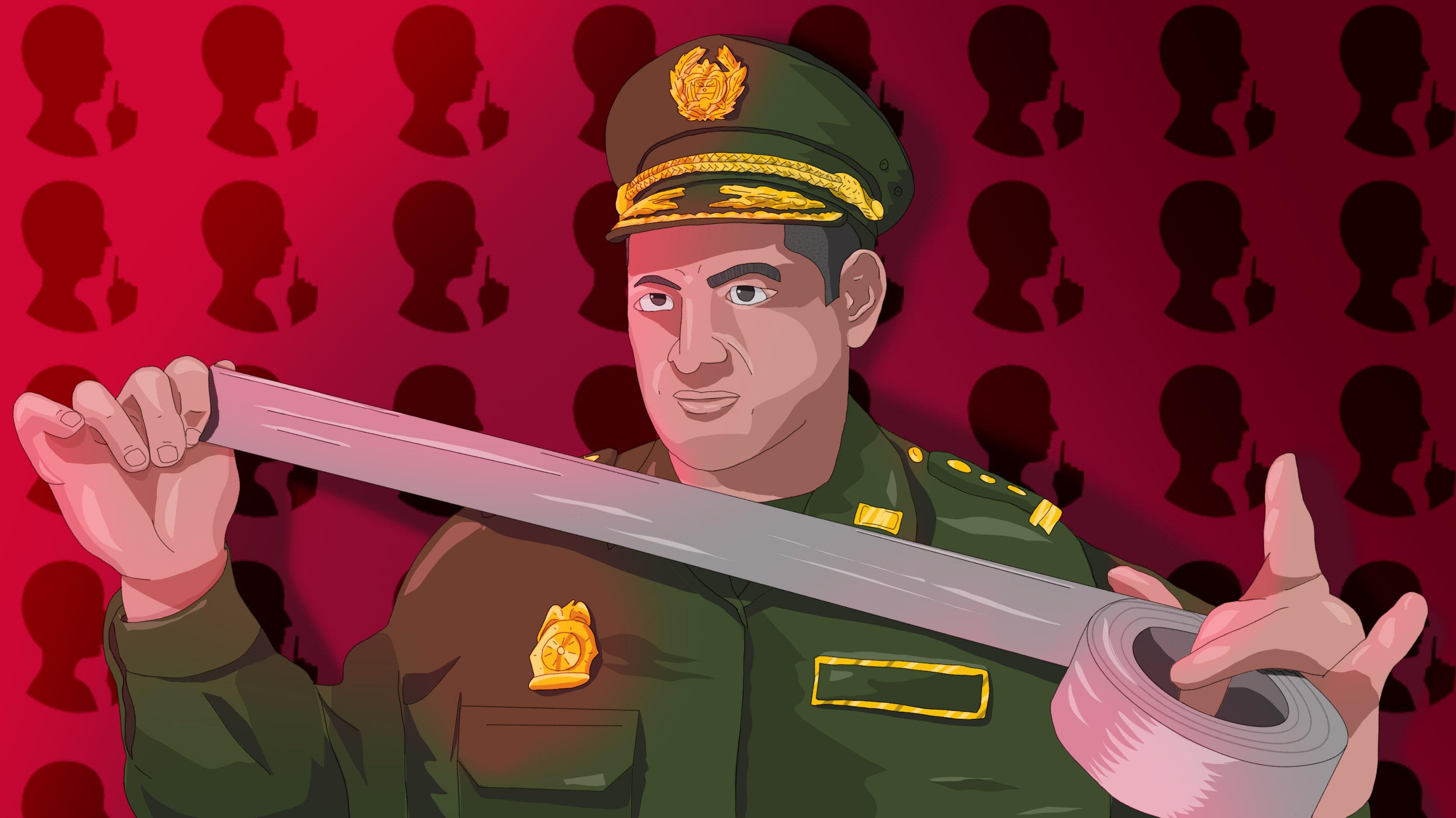 Hoover Penilla: el policía dictador