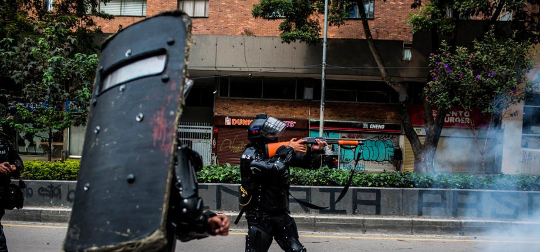 ONU también denuncia violaciones de derechos humanos en Colombia por parte de la Fuerza Pública