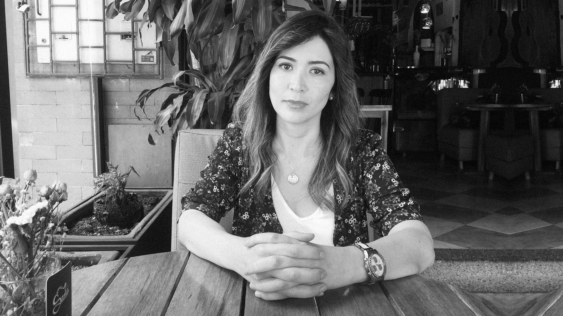 """""""Mucha gente vive del fútbol y se sabe que si hablas te acaban"""": Carolina Rozo"""
