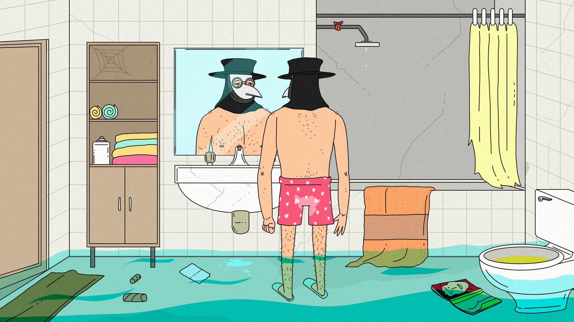 CoronaBlog | Día dos: es difícil mirarse en el espejo