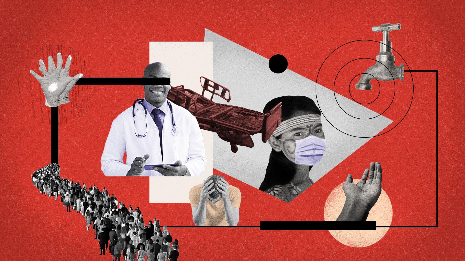 El Covid-19 nos muestra las desigualdades que hay en el sistema de salud