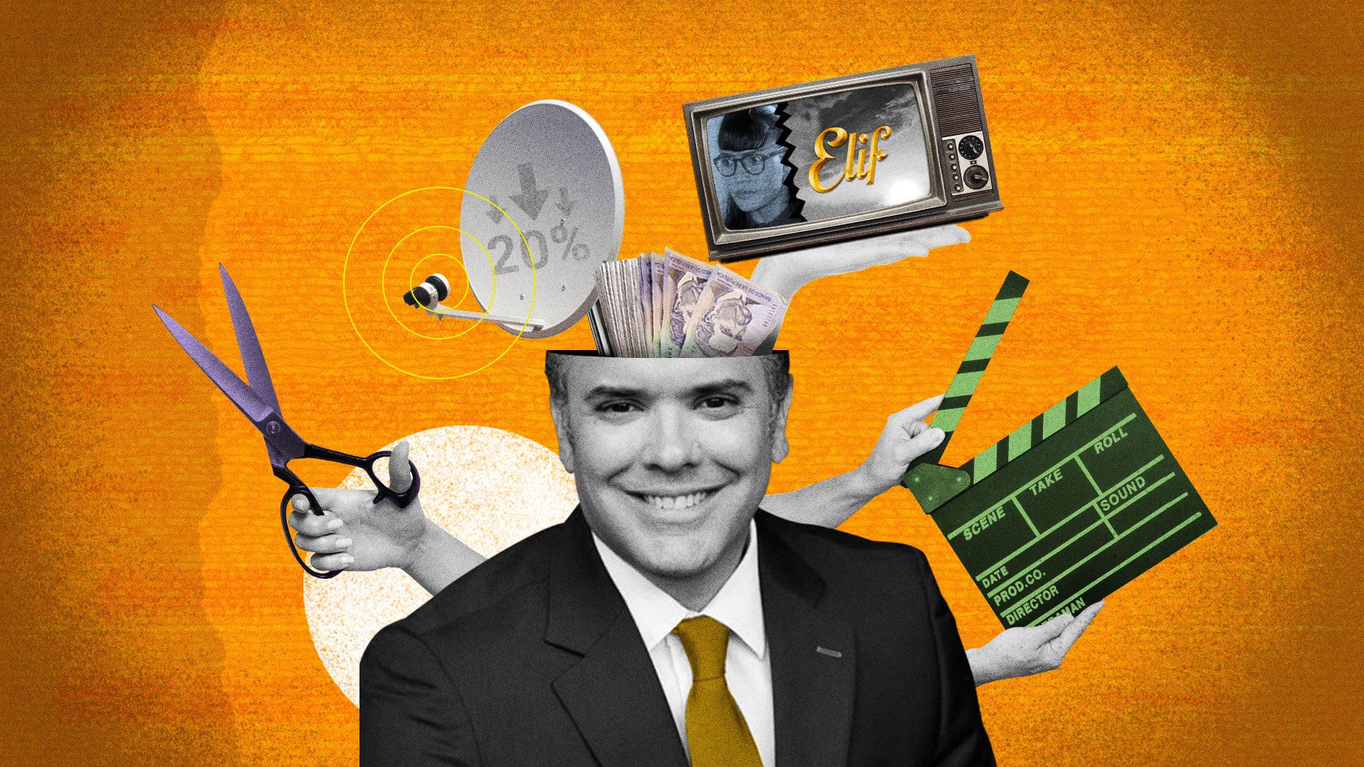 La medida del Gobierno que le quita espacio a la televisión nacional
