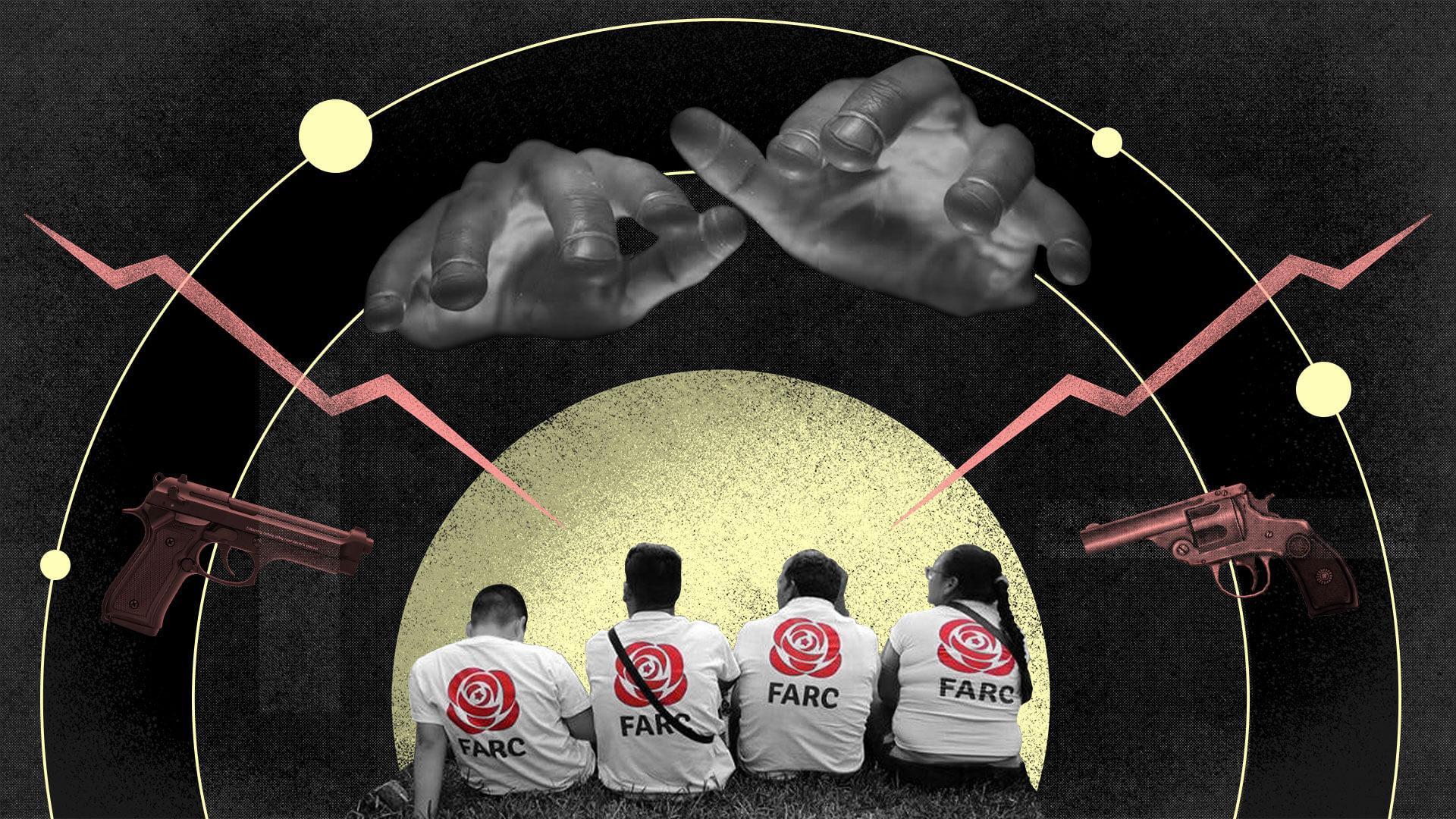 Violencia, la otra pandemia que afrontan los excombatientes de las Farc en el Cauca