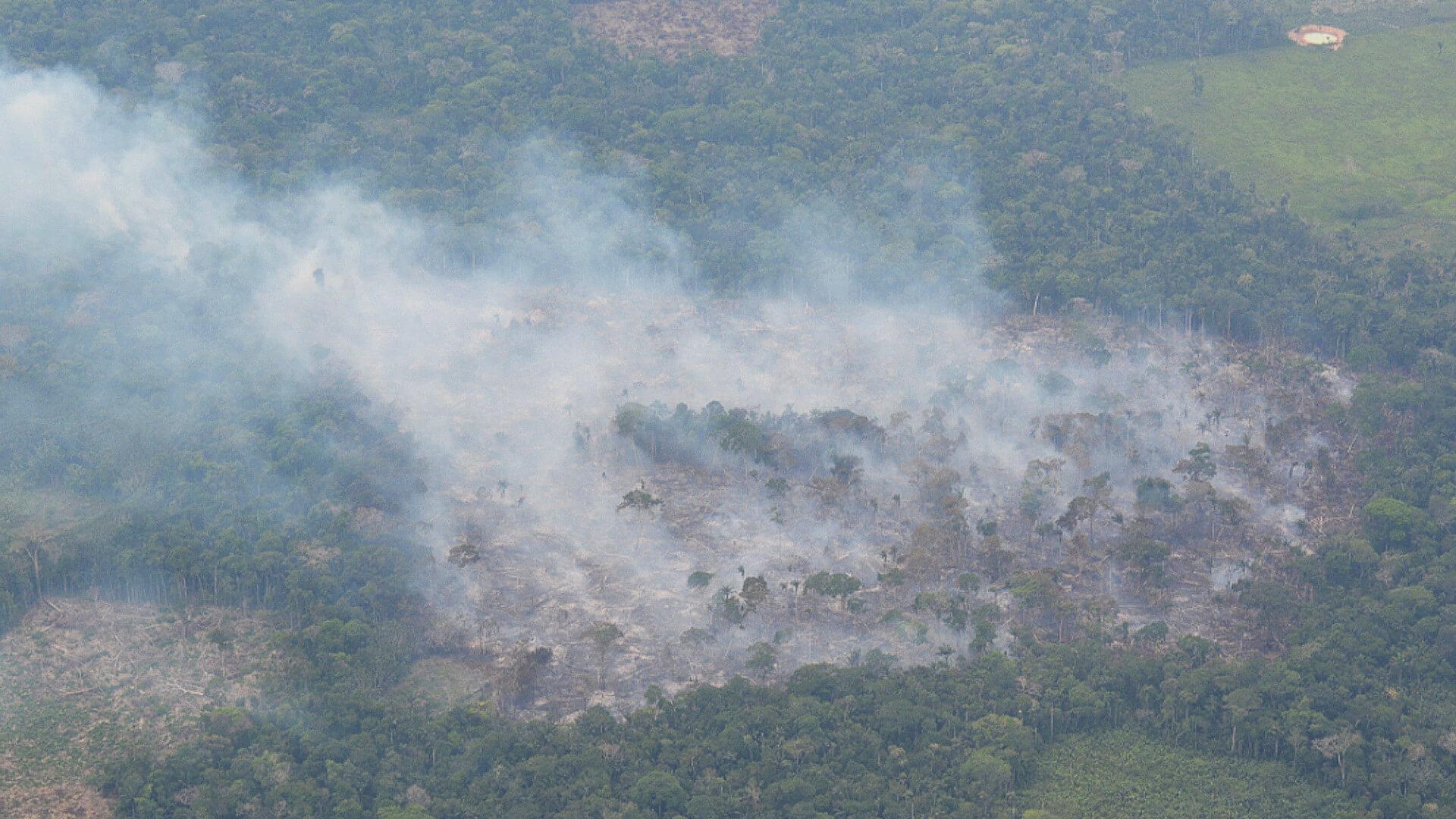 Ni el confinamiento frenó la mala calidad del aire y los incendios forestales
